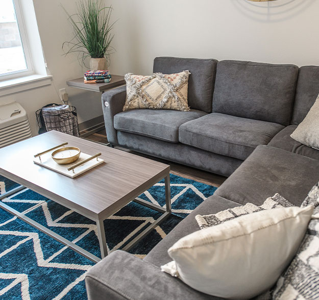 Furnished Apartments With Refined Features - Image 01