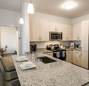 Furnished Apartments With Refined Features - Image 03