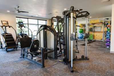 Fitness Center At Sierra