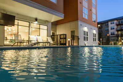 Pool at Sierra